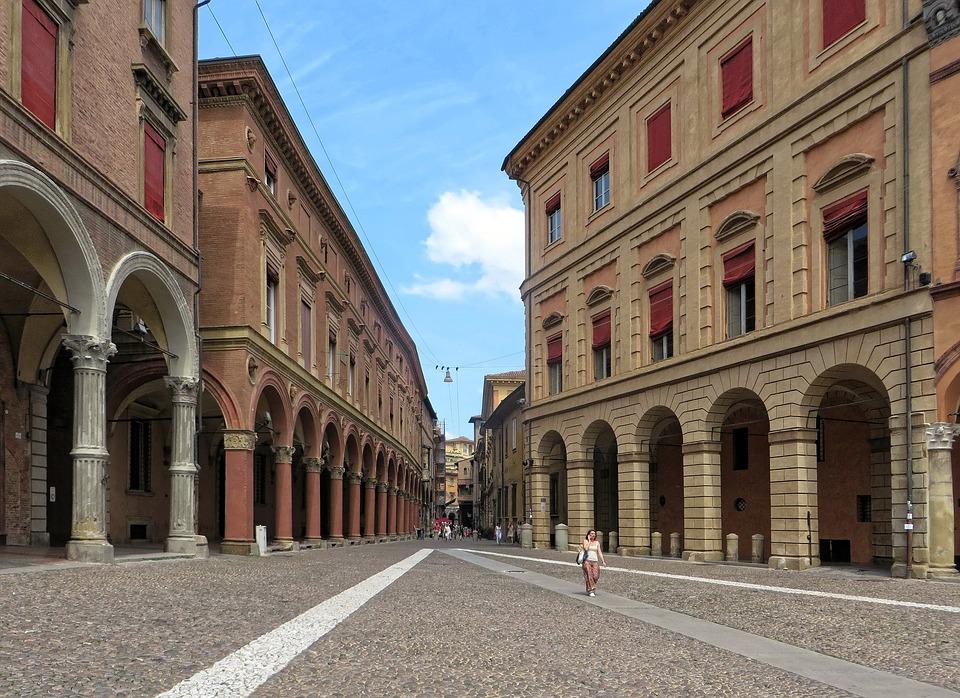 Bolonija lankytinos vietos