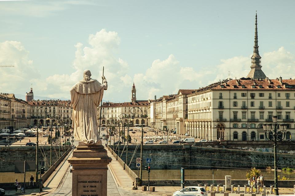 Turinas lankytinos vietos