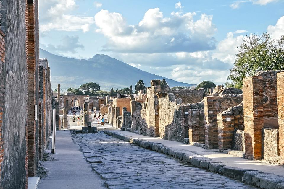 Pompeja lankytinos vietos