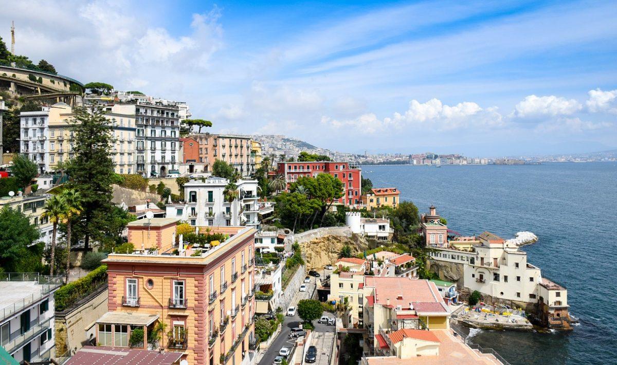 Viešbučiai Neapolyje